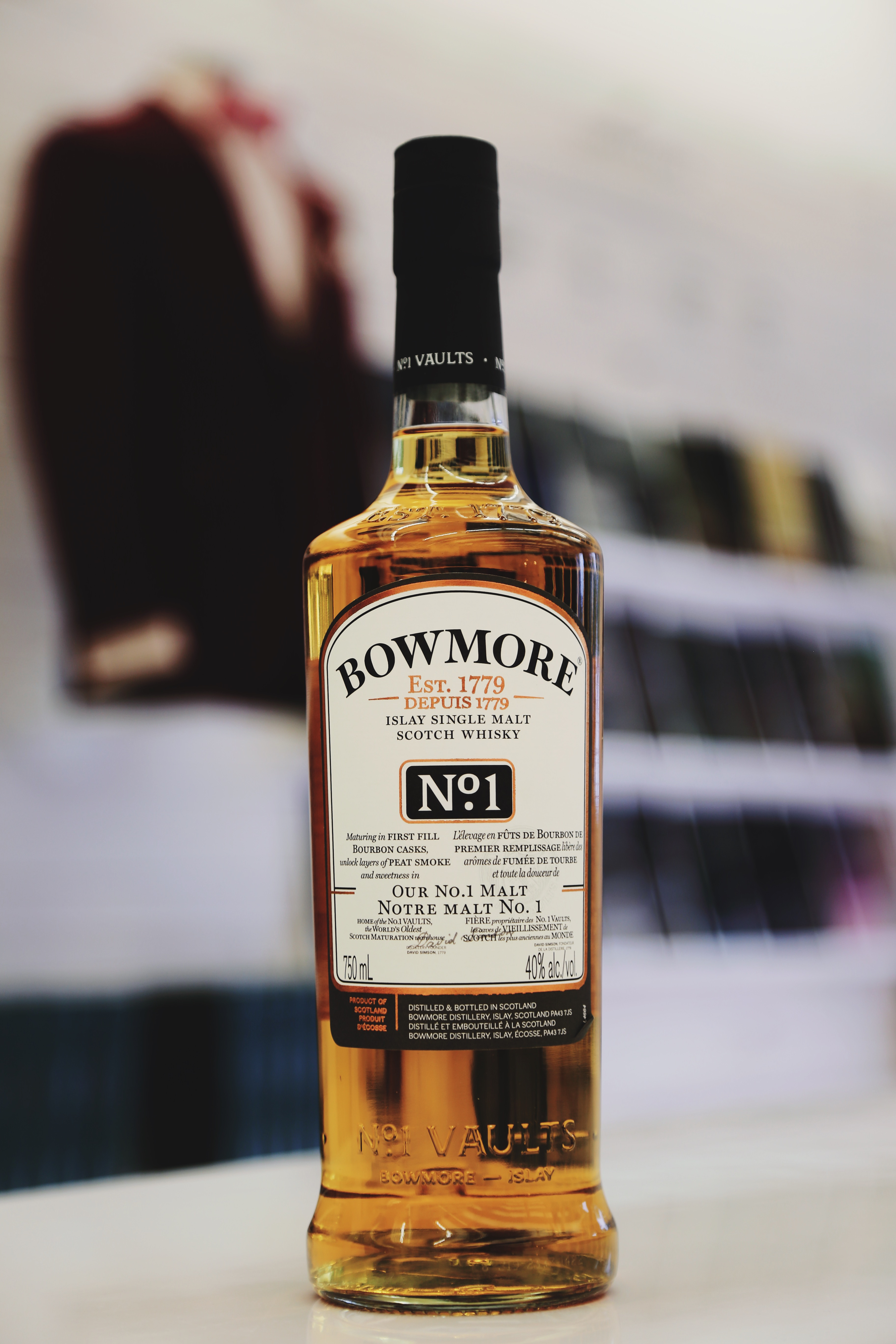 Bowmore X Surmesur