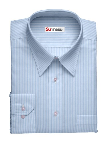 Dress shirt Blue Stripe
