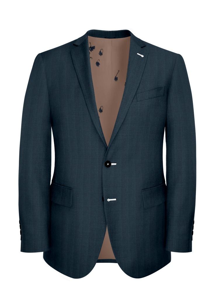 Sport jacket Blue Nugola