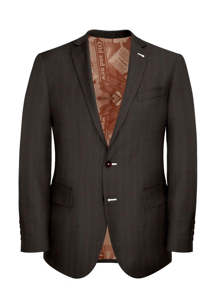 Sport jacket Brown Nugola