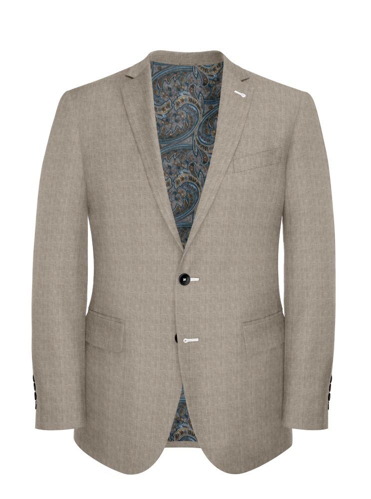 Sport jacket Khaki Nugola