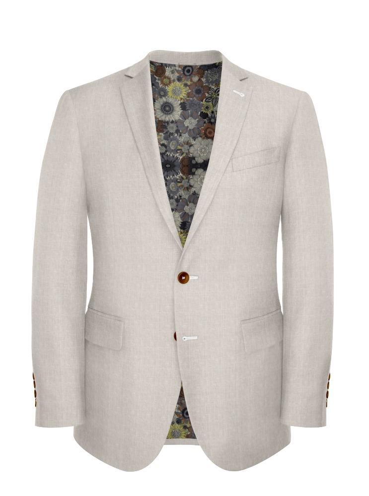 Sport jacket Sand Nugola