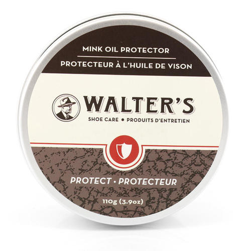 Shoe Care Mink oil protector tub