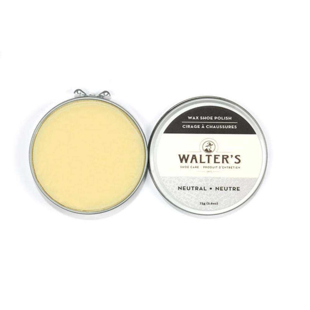 Shoe Care Wax shoe polish - Neutral