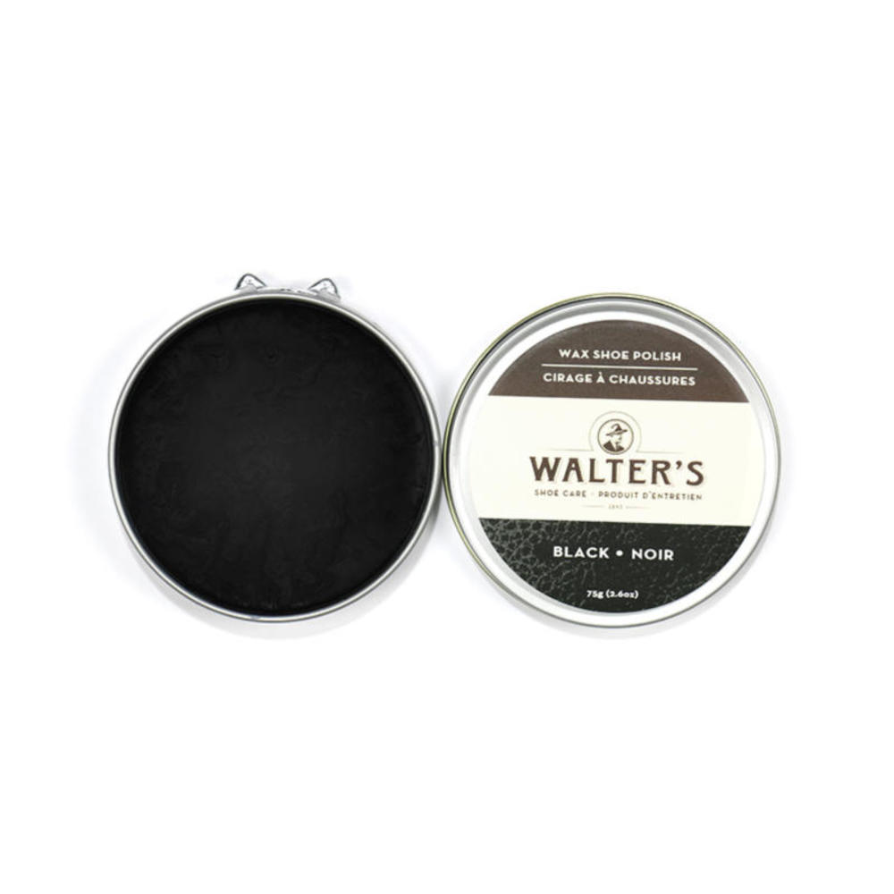 Shoe Care Wax shoe polish - Black