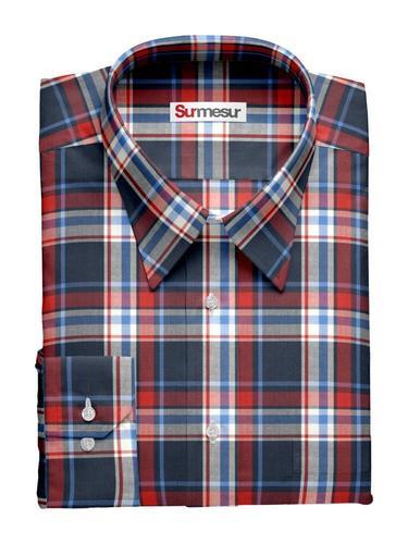 Chemise habillée Inspiro à carreaux