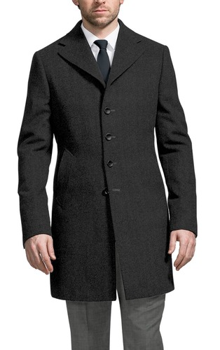 Overcoat Cold Night