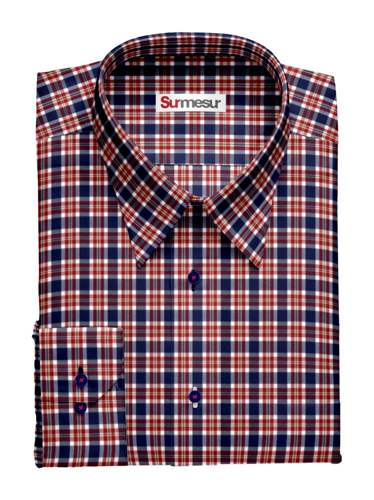 Dress shirt La Sainte-Flanelle