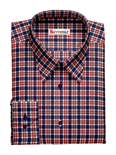 Dress shirt La Sainte-Flanelle