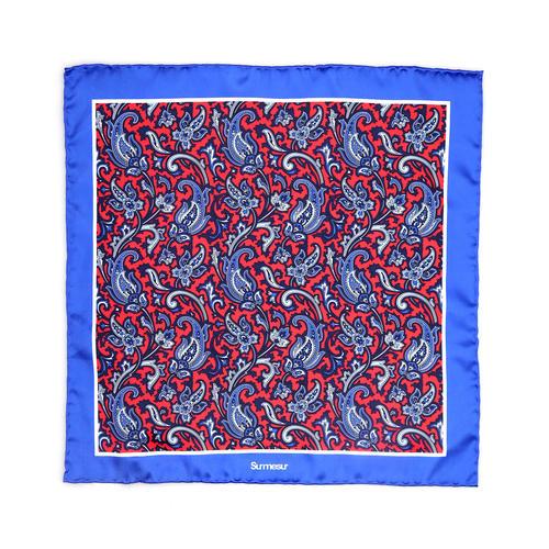 Mouchoirs de poche Mouchoir de poche en soie - Bugsy