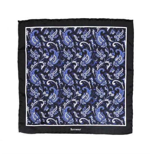Mouchoirs de poche Mouchoir de poche en soie - Capone