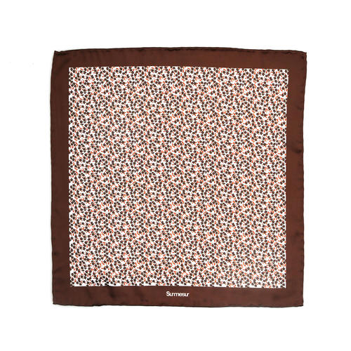 SALE - Silk pocket squares Silk Pocket Square - Lansky