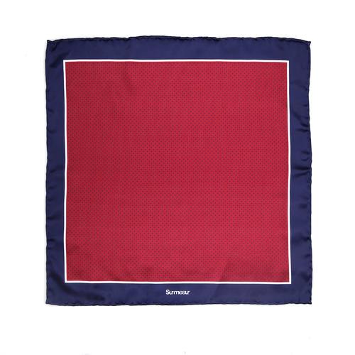 Mouchoirs de poche Mouchoir de poche en soie - Nelson