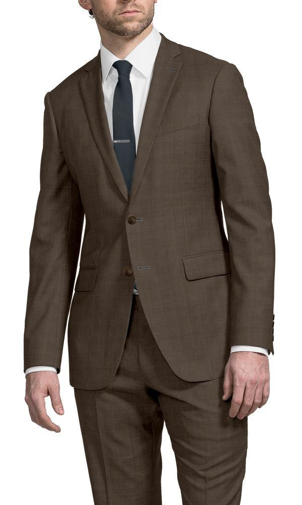 Suit Go-to Brown Suit