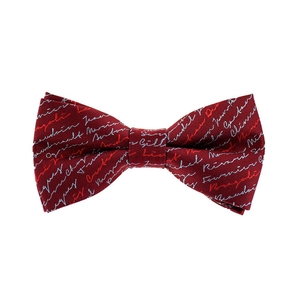 Bow tie Bow Tie - Prostate 2012