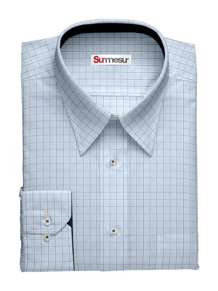 Dress shirt Quadrille