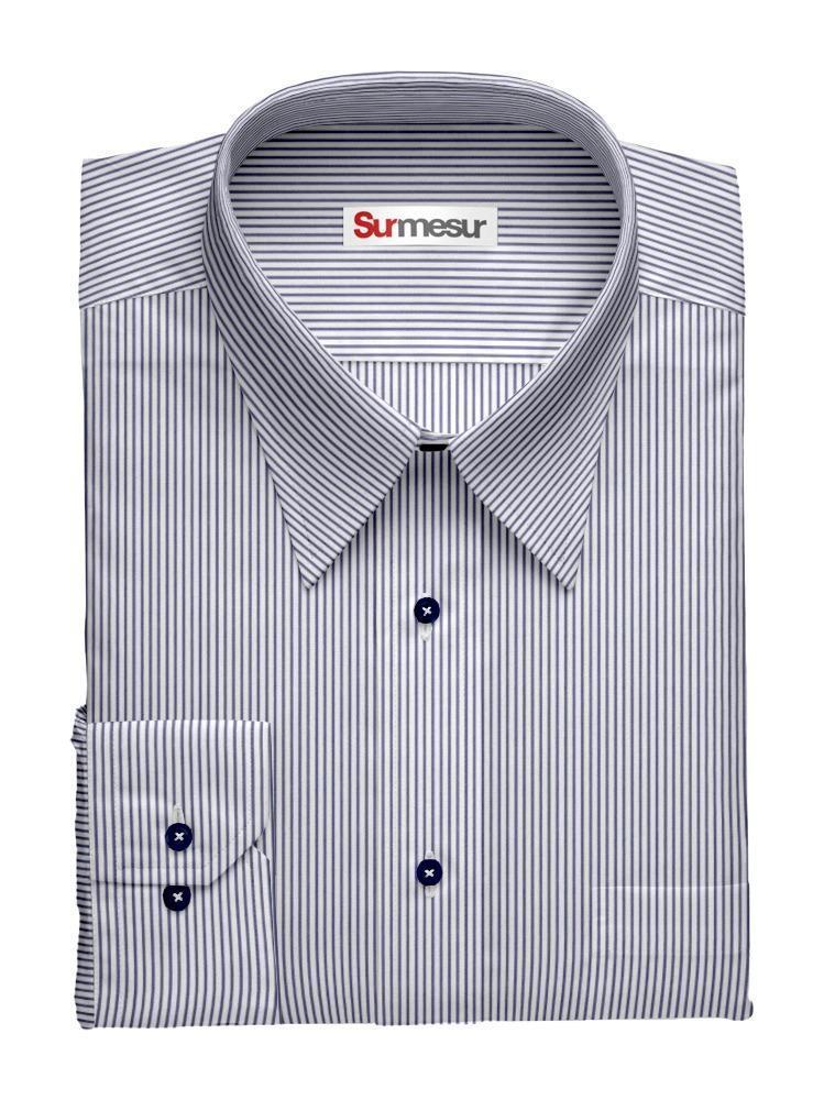 Dress shirt Bamboo Stripes