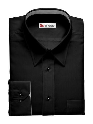 Sport shirt Sport Bamboo Black