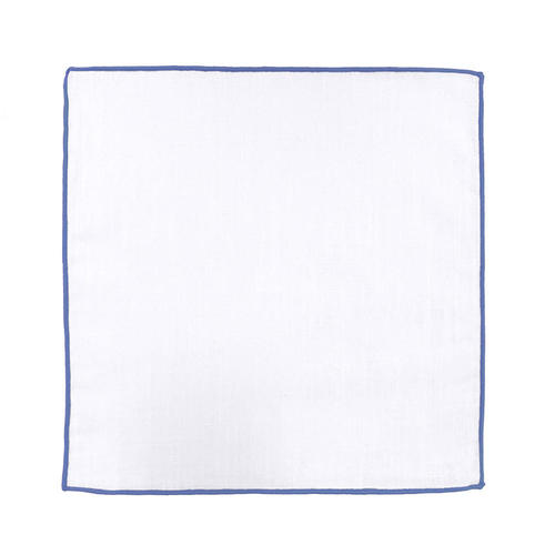 Pocket square Pocket Square - Borderline Blue