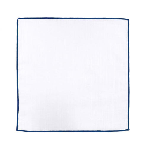 Pocket squares Pocket Square - Borderline Navy