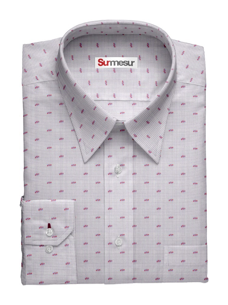 Dress shirt Pink friday shirt
