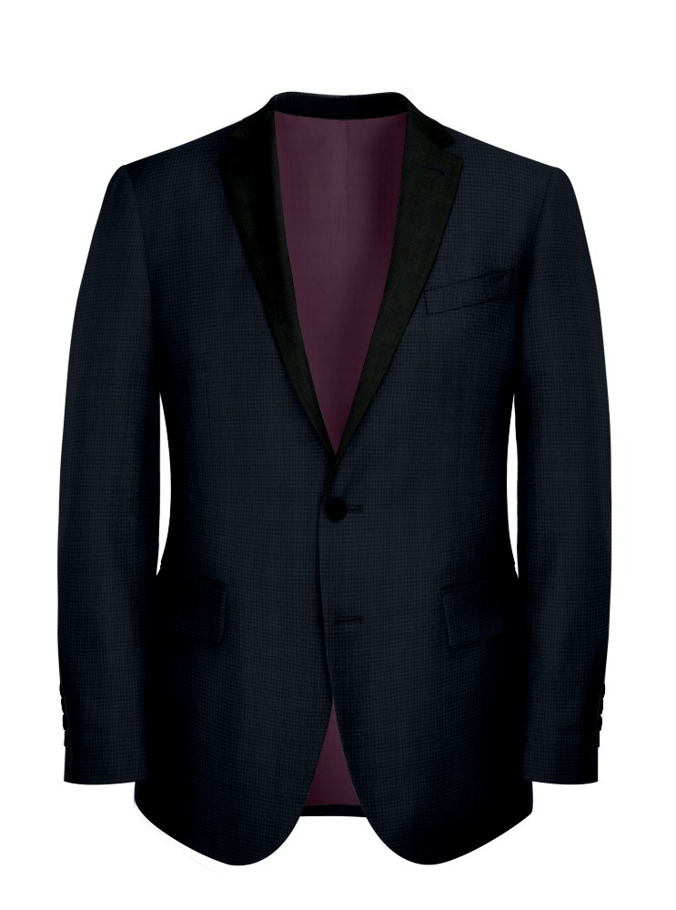 Jacket Tuxedo - The Continental
