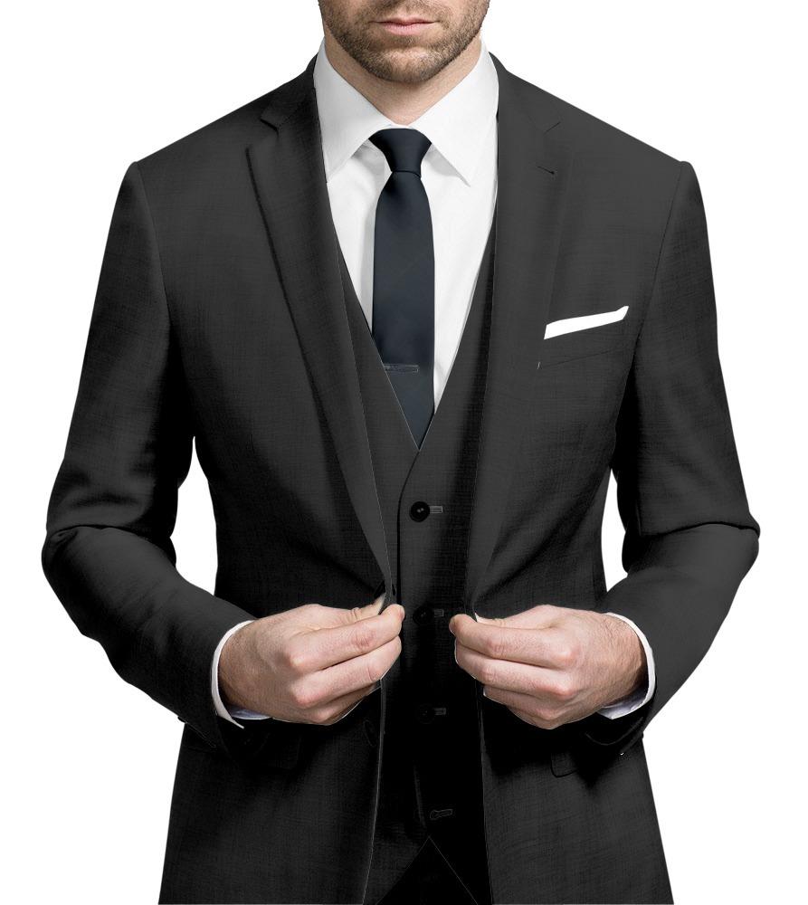 Three-piece suit Black Knight