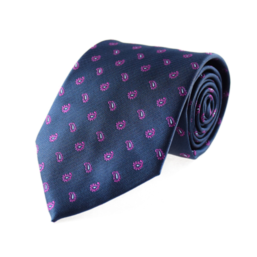 Tie - Regular Tie - Purple Rain