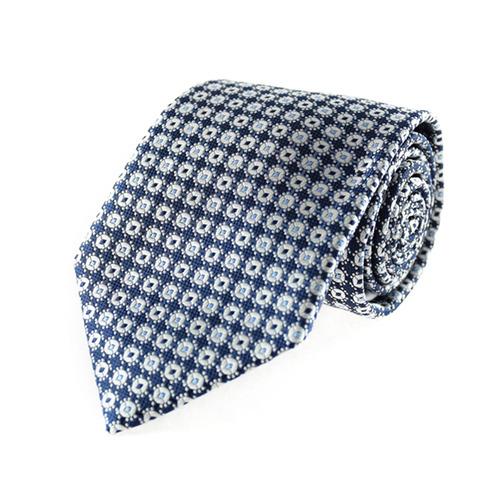 Cravate régulière Cravate - Tuile bleue