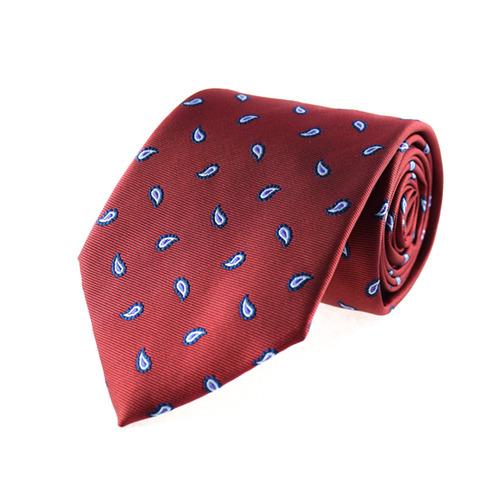 Cravate régulière Cravate - Paisley Picante