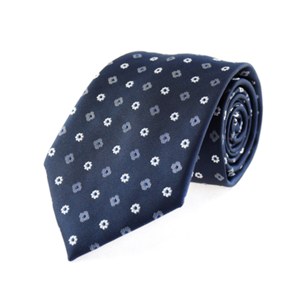 Tie - Regular Tie - Blue Spring