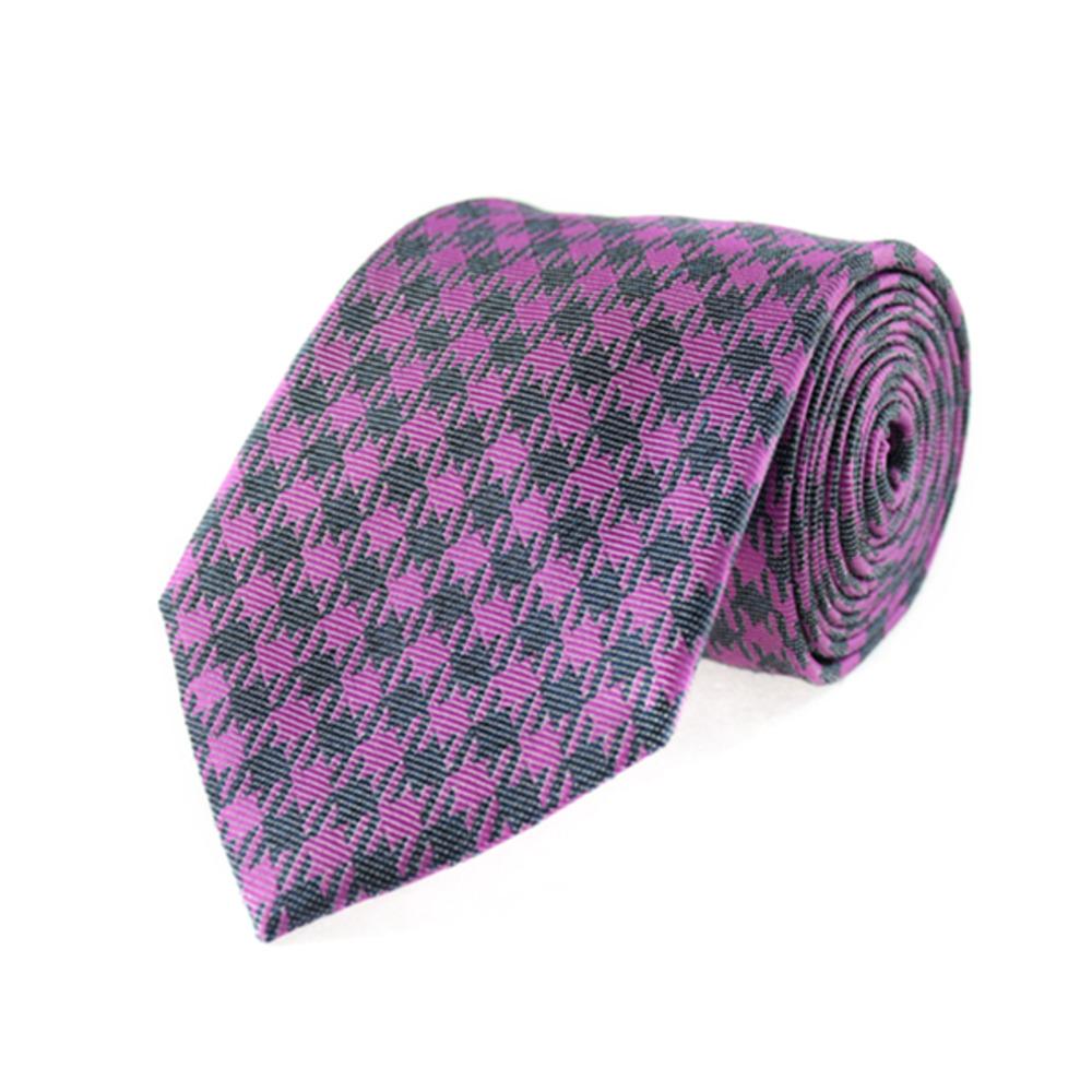 Tie - Regular Tie - Purple Haze