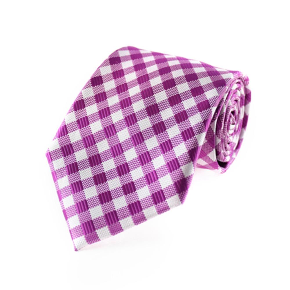 Cravate régulière Cravate - Jardin de roses