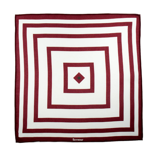 Pocket square Pocket Square - Vertigo