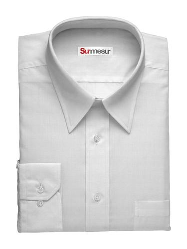 Dress shirt White Tuxedo with Stud Buttonholes
