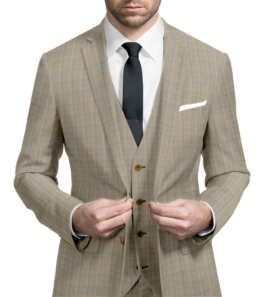 Three-piece suit 54006 gaspard