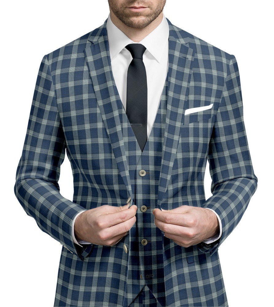 Three-piece suit 54003 gaspard
