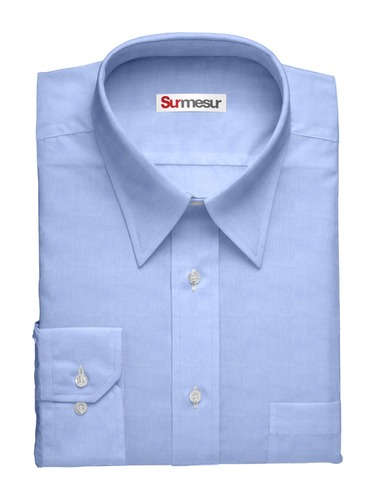 Chemise sport Blue Oxford