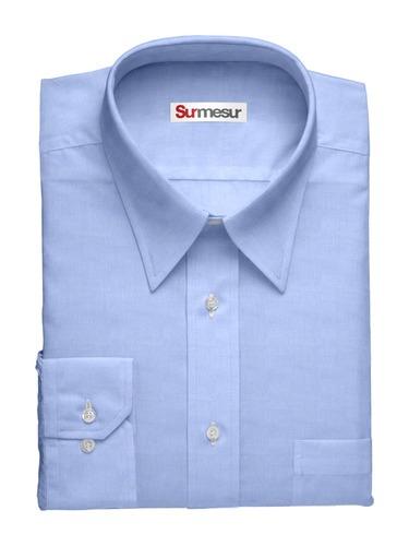 Sport shirt Blue Oxford
