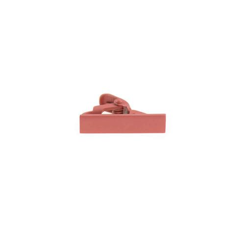 zzHidden items Tie Clip - Clementine