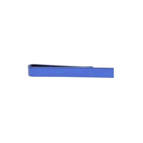 Tie clip Tie Clip - Blue Bar