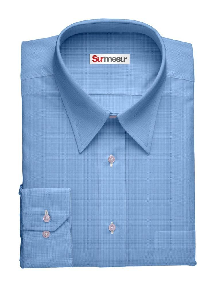 Dress shirt Inspiro Office Blue