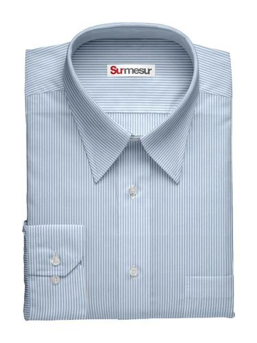 Dress shirt Blue Bay