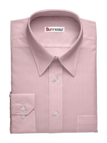 Dress shirt Micro Red