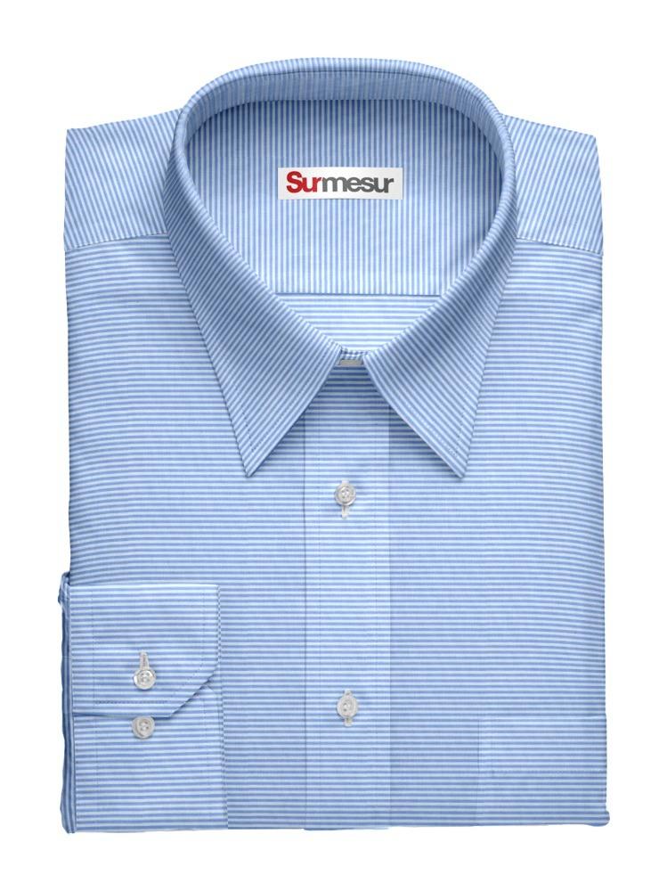Chemise habillée Horiontal stripes