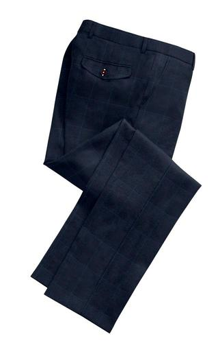 Trousers Windowpane - Lucio
