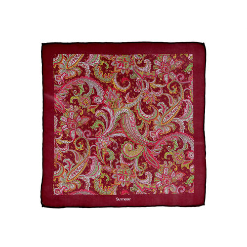 SALE - Silk pocket squares Silk Pocket square - Vitran