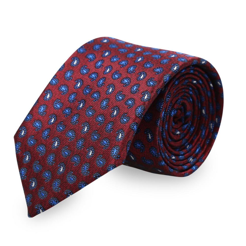 Tie - Narrow Burgundac