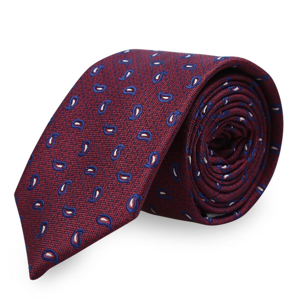 Cravate régulière Burgundac