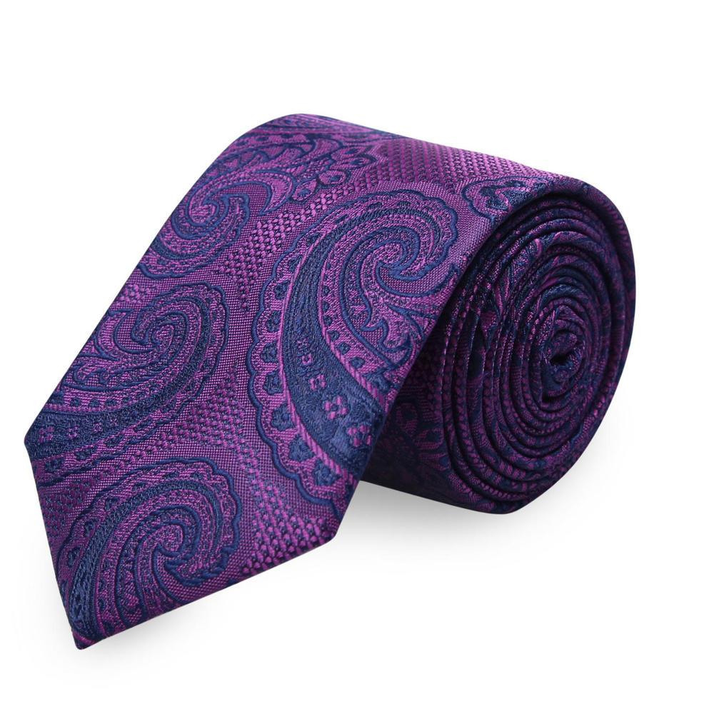 Cravate régulière Leptir